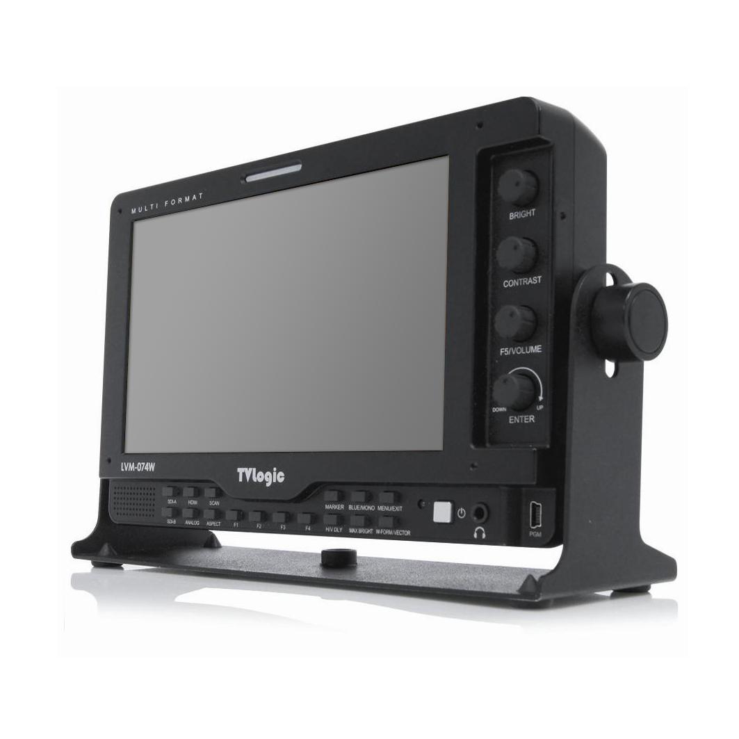 "TVlogic LVM-074W 7"" Monitor"